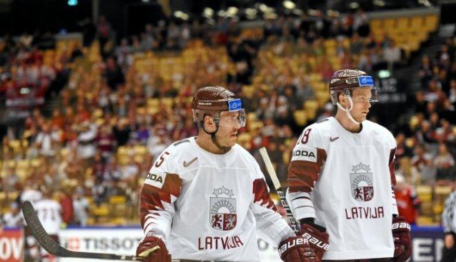 Latvijas izlase turpina PČ – cīņa par otro uzvaru pār Somiju