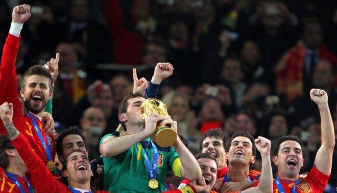 EURO 2012 dalībnieces Spānijas izlases treneri nosauc daļēju kandidātu sarakstu