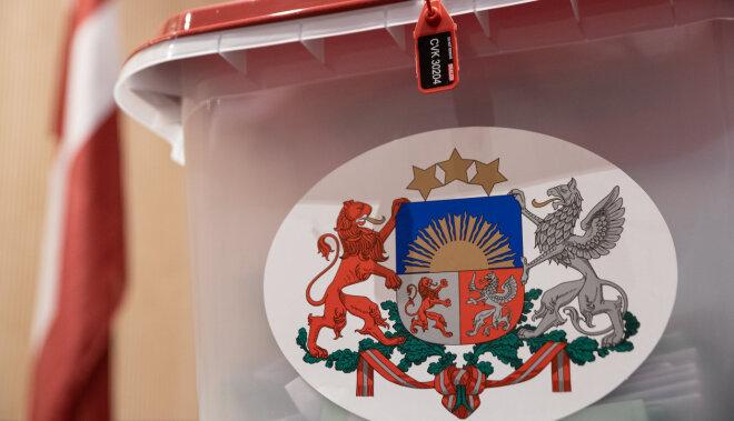 Vēlēšanu diena CVK sākusies bez traucējumiem un starpgadījumiem