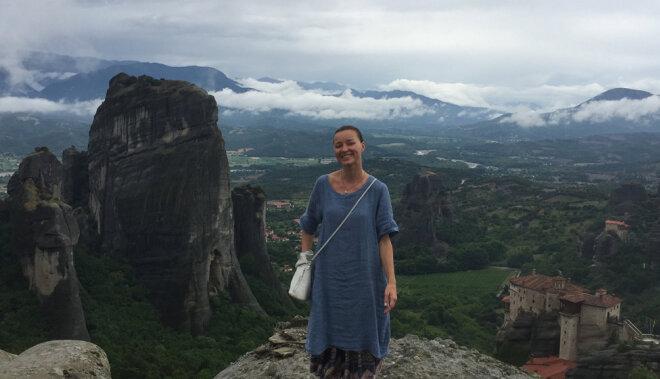 Marija Naumova: esmu meklētāja un man ir garīgais skolotājs