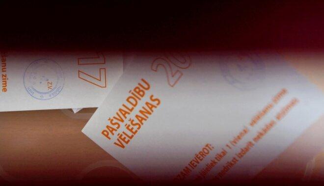 CVK noraida sūdzības par vēlēšanām Olainē un Īvandē