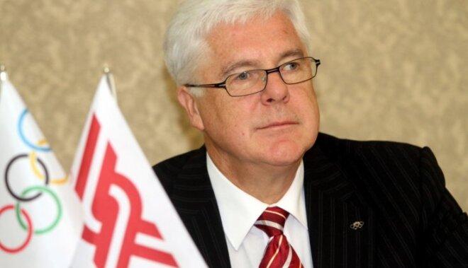LOK neapmierināta ar Peldēšanas federācijas prezidenta rīcību; IZM prasa skaidrojumu
