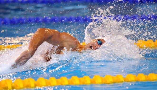 Londonas olimpiskajās spēlēs varētu startēt vairāk nekā divi Latvijas peldētāji