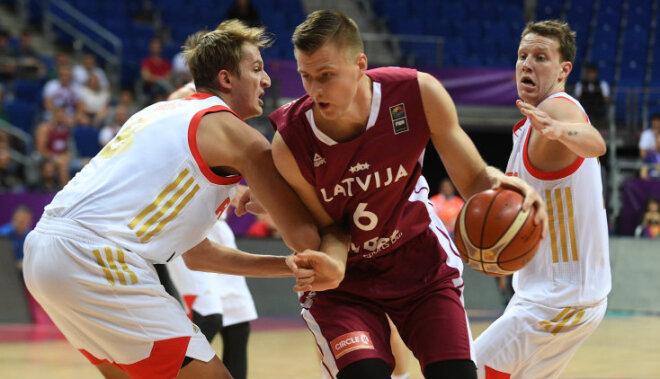 Евробаскет: Сборная Латвии нанесла первое поражение России и претендует на первое место в группе