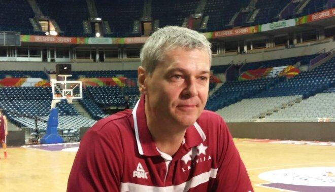 Bagatskis staro par 'karalisko' Latvijas izlases sastāvu