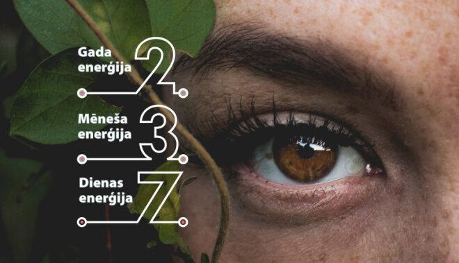 31. janvāra numeroloģiskais fons