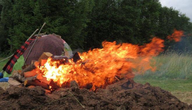 Sviedru telts I-ni-pi – rituāls garīgai attīrīšanai