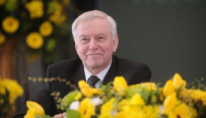 Бригманис: КСЛ хочет встретить 100-летие государства, учредив по всей стране 100 отделений партии
