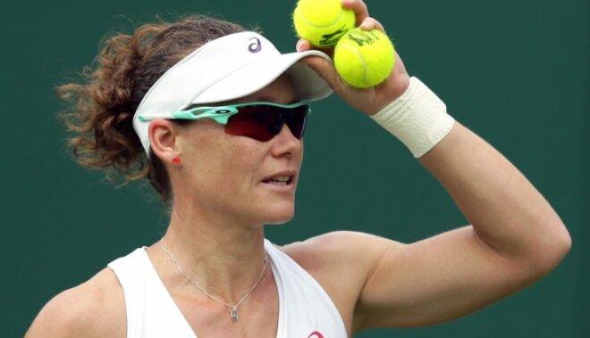 Samanta Stosura kļūs par pirmo četrkārtējo tenisisti-olimpieti