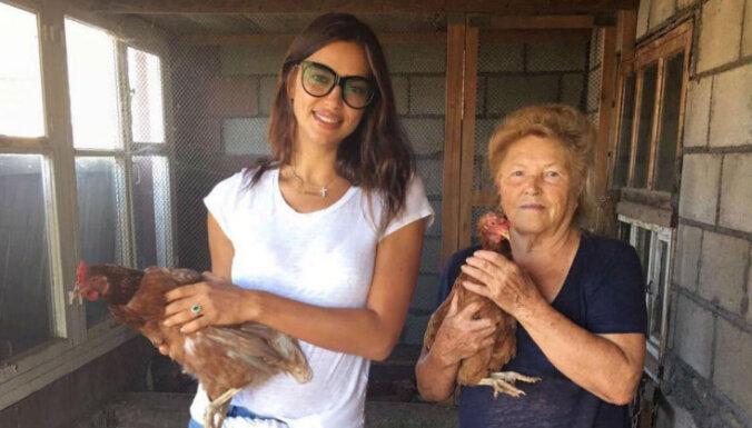 Foto: Daiļās Irinas Šeikas piedzīvojumi lauku sādžā