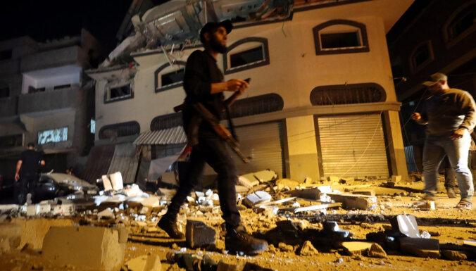 Izraēla nogalinājusi Palestīnas 'Islāma džihāda' komandieri