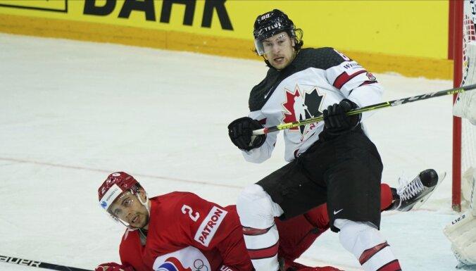 Pasaules hokejā čempionāts Rīgā: ceturtdaļfināla spēļu apskats.