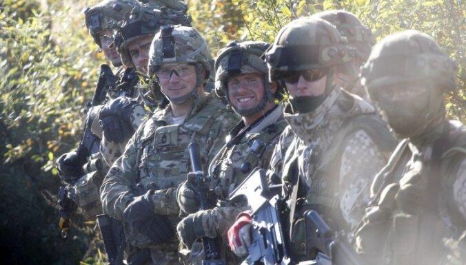 Plāno palielināt Ādažu bāzē dienošo NBS karavīru skaitu
