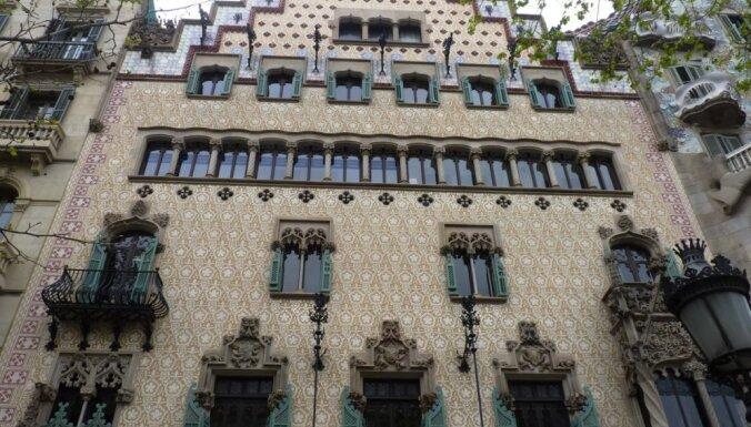 Barselonas skaistākās arhitektūras pērles, kas reizi dzīvē noteikti jāapskata
