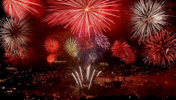 Jaunā gada sagaidīšana: kā šos svētkus atzīmē dažādās pasaules malās