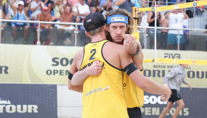 Самойлов и Шмединьш замкнули в Сямыне тройку призеров