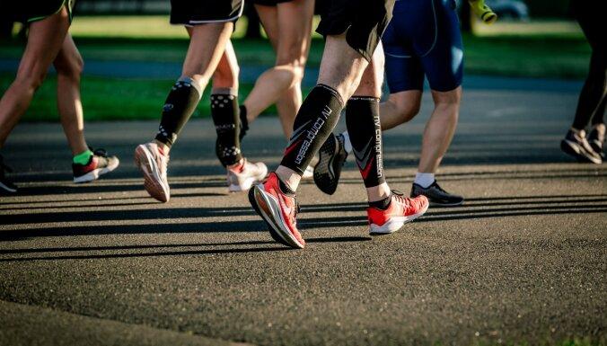 Евро за километр: рижане смогут получить деньги за пробежку