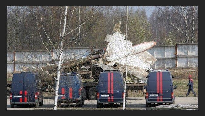 Польские СМИ публикуют версии причин авиакатастрофы под Смоленском