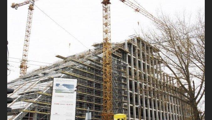 KM finansējuma palielinājumu novirzīs 'Gaismas pils' celtniecībai