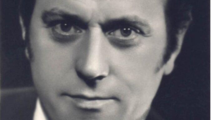 Mūžībā aizgājis aktieris Arturs Bērziņš