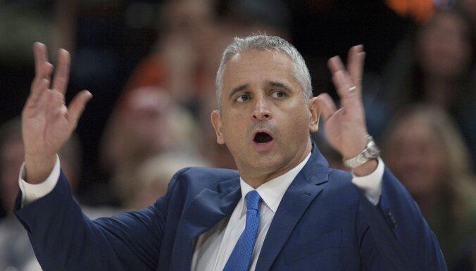 Eiropas čempions Kokoškovs zaudē 'Suns' galvenā trenera amatu