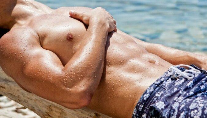 Могут ли быть мужские соски эрогенной зоной