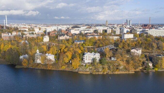 ВИДЕО: Эстония и Финляндия договорились построить тоннель между столицами за 20 млрд евро