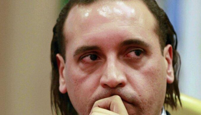 Ливанские власти выдали ордер на арест сына Каддафи Ганнибала
