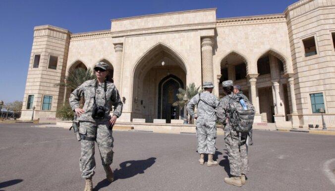 США передали Ираку свою главную базу