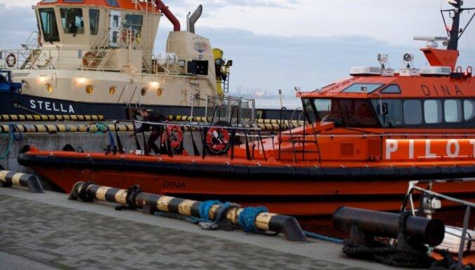 Rīgas ostā augustā reģistrēts rekordaugsts kuģu skaits