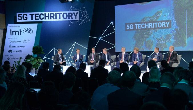 Vadošie pasaules 5G ekosistēmas dalībnieki pulcēsies Rīgā