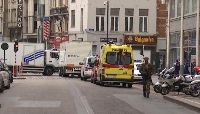 Подозрительный мужчина в Брюсселе оказался студентом-физиком