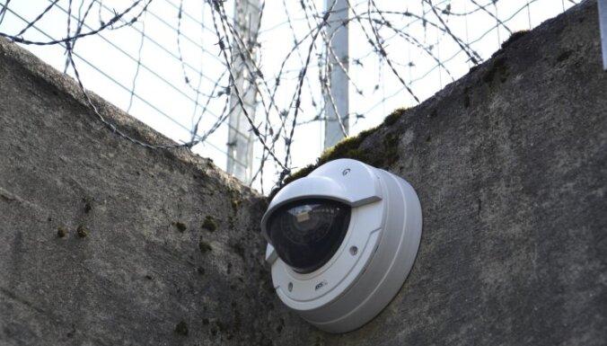 В новых латвийских тюрьмах надзирателей может заменить техника