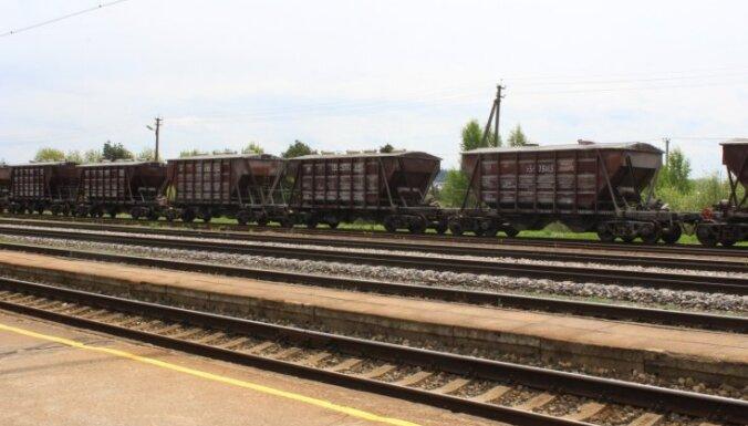 """""""LDz Loģistika"""" за первое полугодие перевезла на 29% грузов больше"""