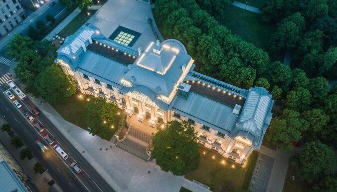 LNMM atjaunotās ēkas apmeklējumu skaits sasniedzis teju miljonu