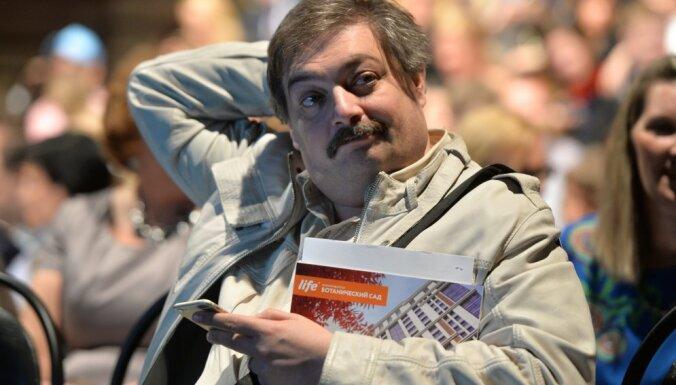 Писатель Дмитрий Быков экстренно госпитализирован; его выступление в Риге отменено