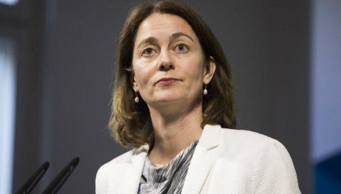Vācijas tieslietu ministre apsveic tiesas lēmumu atbrīvot Pudždemonu pret drošības naudu