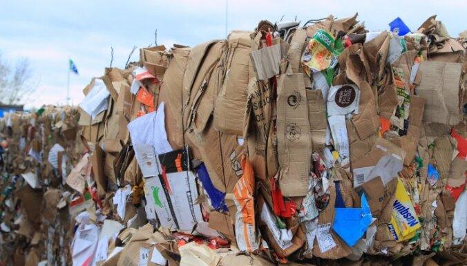 Латвия готовится сортировать мусор по европейским стандартам