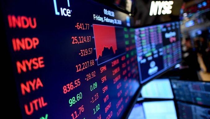 Akciju cenas pārsvarā pieaug pirms ASV inflācijas datu publicēšanas