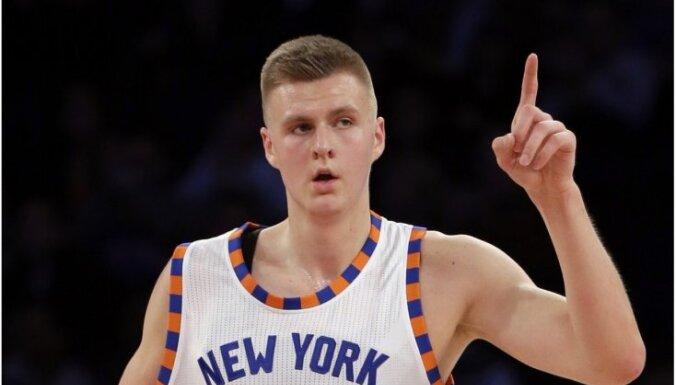 Прихватизация Порзиньгиса. Как Латвия купается в лучах славы восходящей звезды НБА
