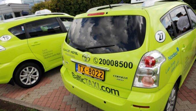 """Компания Baltic Taxi """"уступила"""" название новому предприятию"""