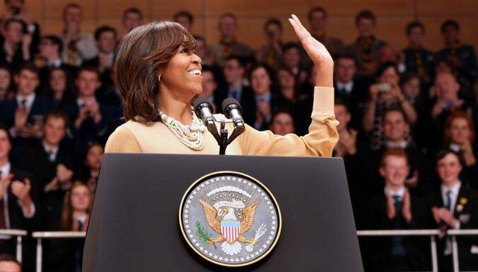 Мишель Обама возглавила рейтинг самых стильных женщин США