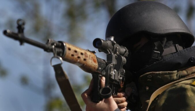 Сепаратисты отпустили двух захваченных в Краматорске милиционеров