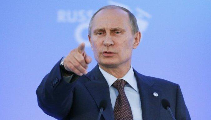 Владимир Путин: о преемнике говорить нечего