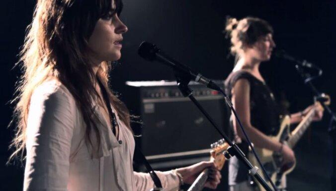 'Delfi' dienas dziesma - 'Positivus' festivālā gaidāmā grupa 'Warpaint'
