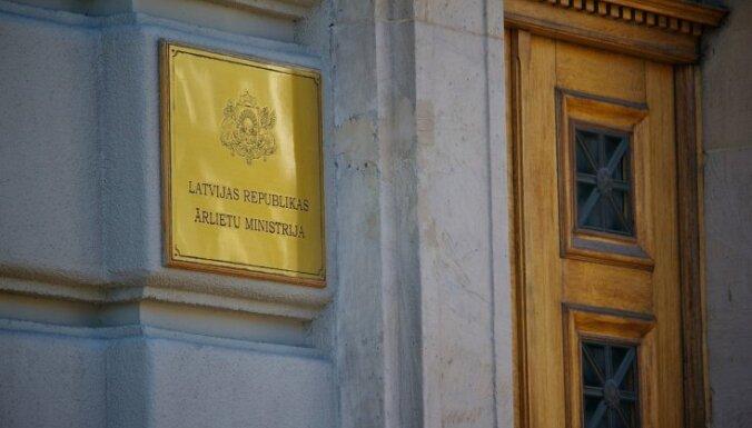 JKP 'Jaunajai Vienotībai' piedāvā ārlietu ministra amatu