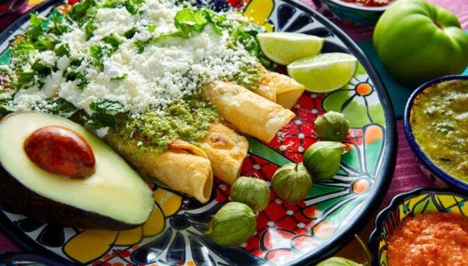 Dažādie tortilju ēdieni – mazā skaidrojošā vārdnīca un gardas receptes