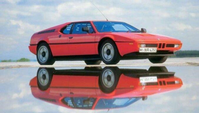 10 iekārotākie klasiskie auto Eiropā