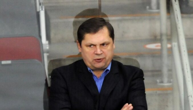 Береснев сделал инвестиции в эстонский хоккей