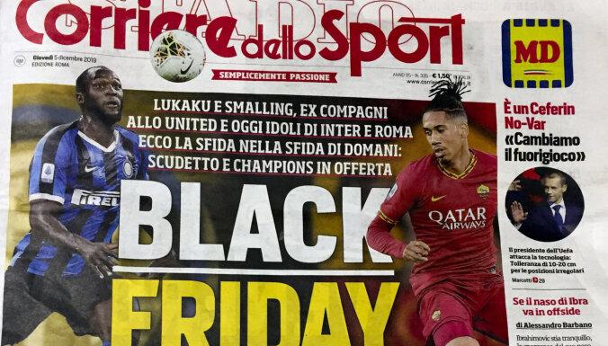 """""""Черная пятница"""": расистский заголовок привел к грандиозному футбольному скандалу"""